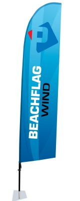 BEACHFLAG Wind variabel