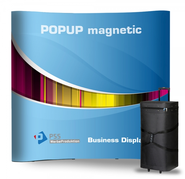 POPUP MAGNETIC mit Trolly